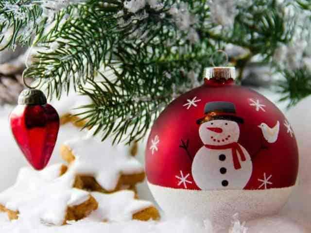Weihnachtskarten verschicken mit Bögl Druck
